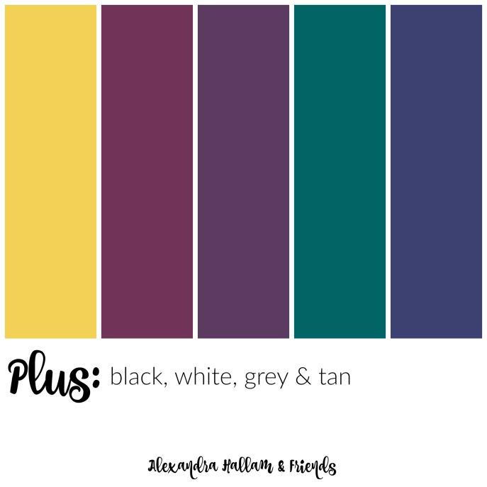 Colour Pallettes